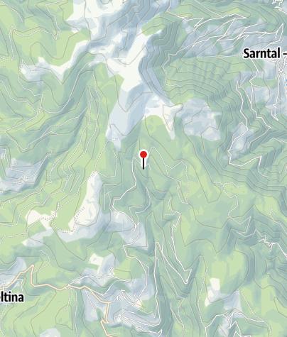 Karte / Jenesinger-Jöchl-Alm