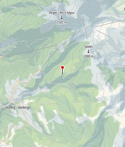 Map / Moschwaldalm