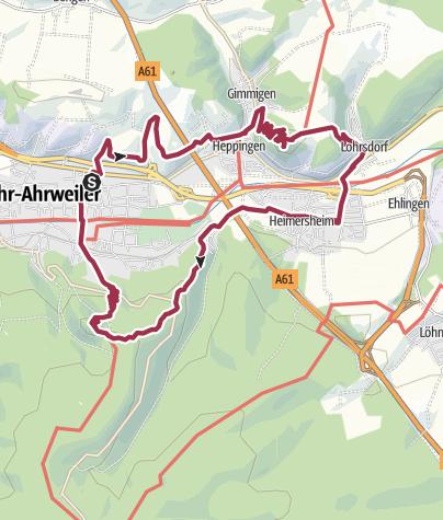 Mapa / Neuenahr