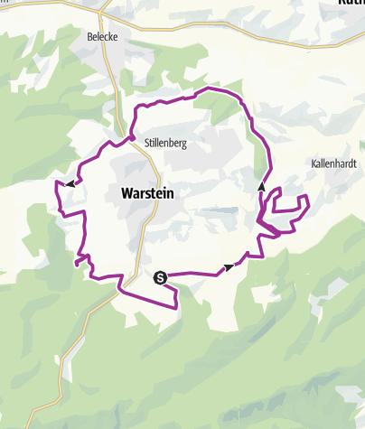 Map / SMV 3 Rund um Warstein