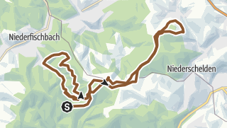 Mappa / 1 Fischbacher Enduro Race