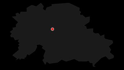 Map / Brockenrunde von Schierke