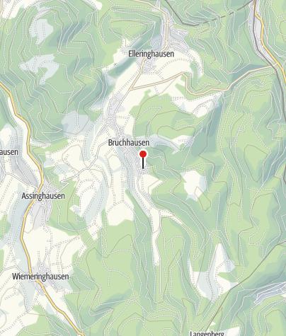 Karte / Dortmunder Sauerlandhütte