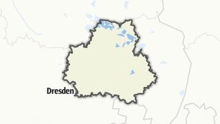 Mapa / Bautzen