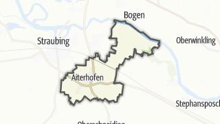 地图 / Aiterhofen