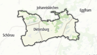 Mapa / Dietersburg