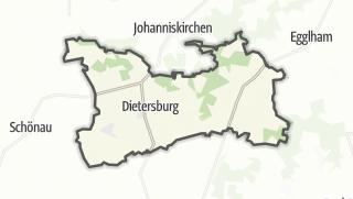 地图 / Dietersburg