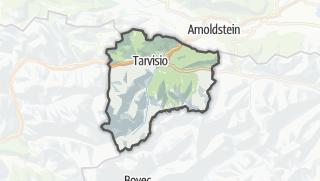 מפה / Tarvisio