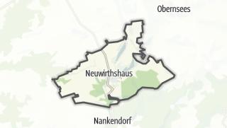 Cartina / Plankenfels