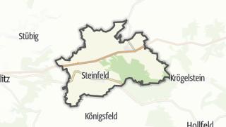 Carte / Stadelhofen