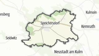 地图 / Speichersdorf