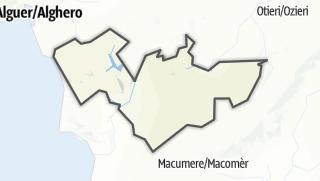 Karte / Villanova