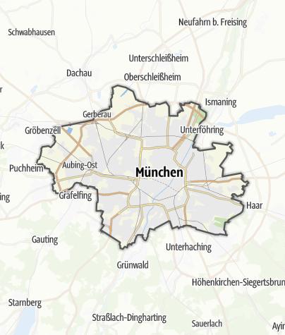 Map / Munich