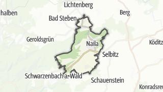 Karte / Naila