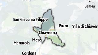 מפה / Chiavenna