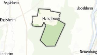 Cartina / Munchhouse