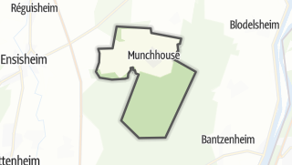 Mapa / Munchhouse