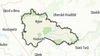 Cartina / Hodonín