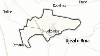 מפה / Sokolnice