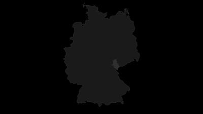 Map / Vogtland