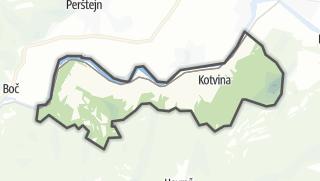 Térkép / Okounov