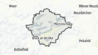 Karte / Bruck an der Mur