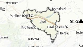 Karte / Wil
