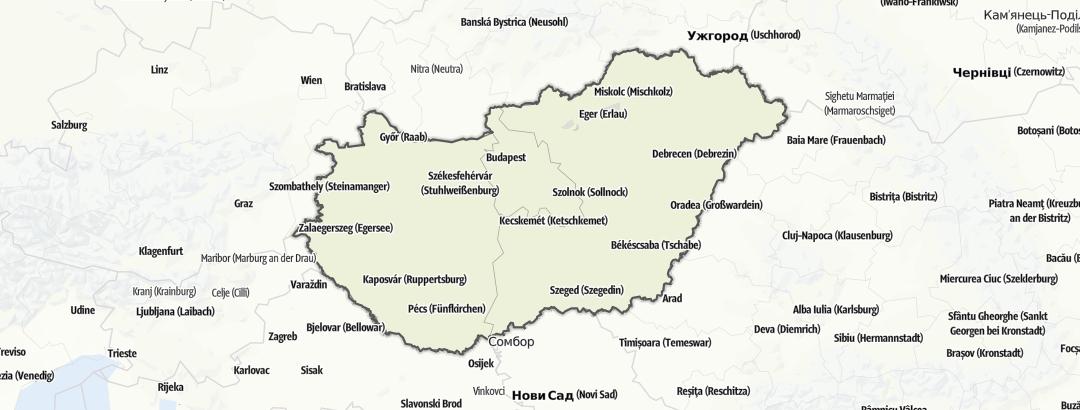 Kart / Ungarn
