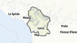 地图 / Lucca
