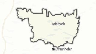 Mapa / Baierbach
