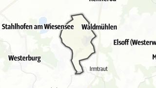 Mapa / Seck