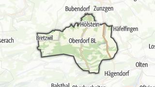 Karte / Waldenburg