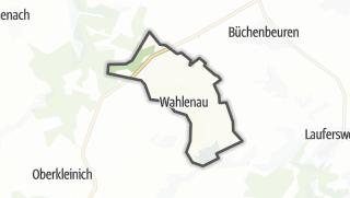 Mapa / Wahlenau