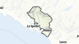地图 / Massa-Carrara