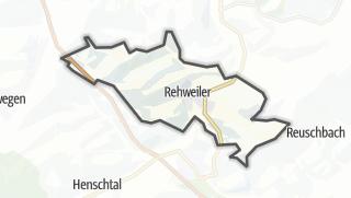 Karte / Rehweiler