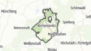 מפה / Kirchenlamitz