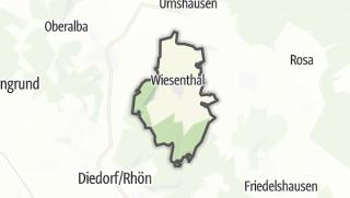Mapa / Wiesenthal