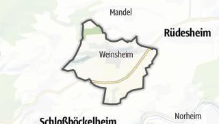Map / Weinsheim