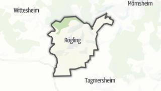 Cartina / Rögling