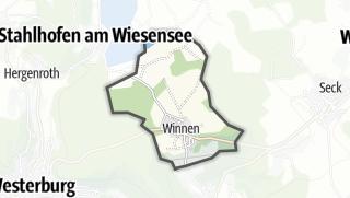 Mapa / Winnen