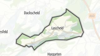 Karte / Lascheid