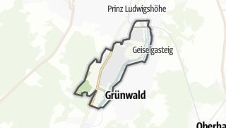 Karte / Pullach im Isartal