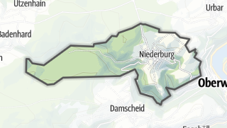 Map / Niederburg