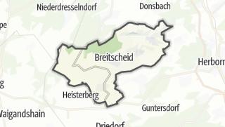 Cartina / Breitscheid
