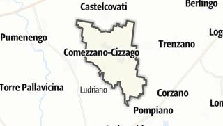 מפה / Comezzano-Cizzago