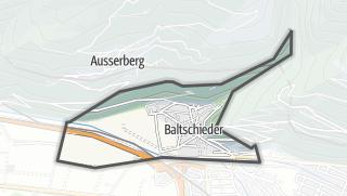 מפה / Baltschieder