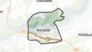 מפה / Reichweiler