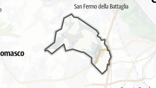 Hartă / Montano Lucino