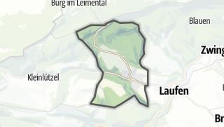 Mapa / Röschenz