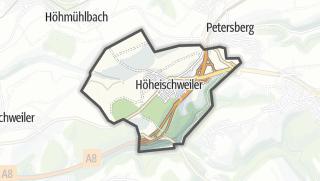 Karte / Höheischweiler